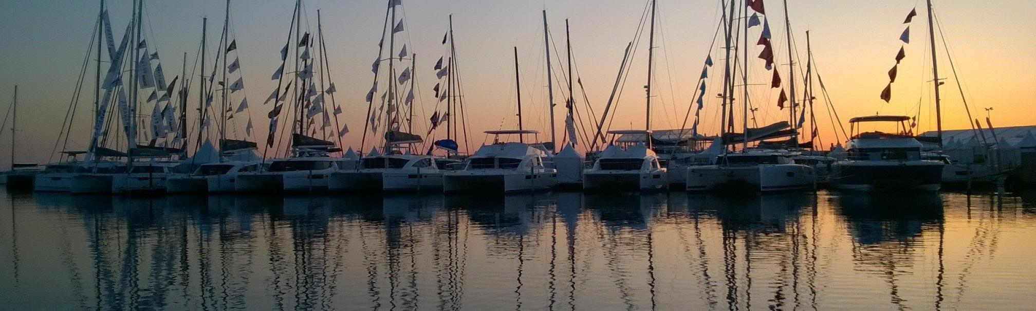 International Multihull Show at La Grande Motte